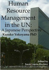 Cover image for HUMAN RESOURCE MANAGEMENT IN THE UN
